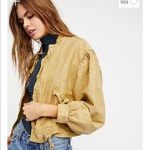 Free people poet jacket